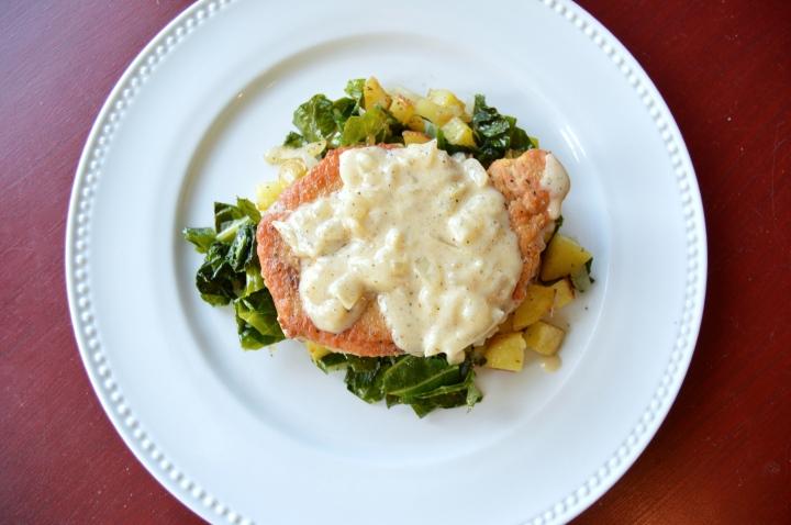 Southern Pork Chops Recipe {HelloFresh}