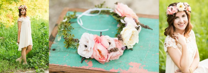 Little Wildflower {5 Reasons You Should Be A Wildflower + A FlowerCrown}